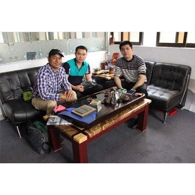 高周波油压机 出口泰国客户案例